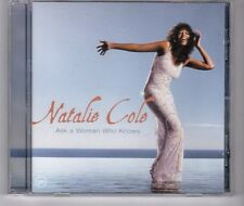 (HH164) Natalie Cole, Ask A Woman Who Knows - 2002 CD