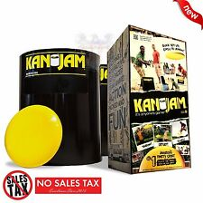 Can Kan Jam Outdoor Ultimate Disc Game Family Portable Fun Event Sports Goods