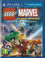 LEGO Marvel Super Heroes Universe in Peril  (PS Vita) BRAND NEW