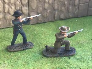 Boers or irregulars Anglo Zulu War Boer War Armies in plastic toy Soldiers