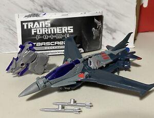 Transformers Prime Starscream Voyager Class Complete