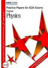 Practice Papers Higher Physics by Leckie & Leckie (Paperback, 2009)