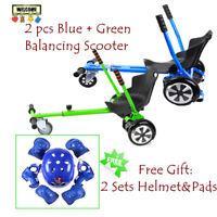 """6"""" 8"""" 10"""" Adjustable Self Balancing Scooter Go Cart Hover Kart Holder Two Wheel"""