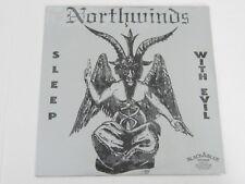 NORTHWINDS Sleep With Evil LP BLACK & BLUE RECORDS thrash ORIGINAL SEALED