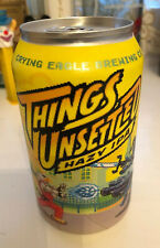 Things Unsettled Hazy Ipa 12oz Beer Can Crying Eagle Brewing - Anti Bud Lite Can
