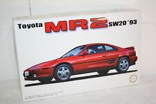 Toyota '93 MR-2 GT (SW20) - 1:24 - Fujimi