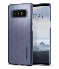 for Samsung Galaxy Note 8 Spigen Thin Fit Ultra Slim Lightweight Case Cover Orchid Gray