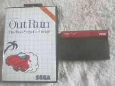 Out Run / Boxed / Sega Master System / SMS