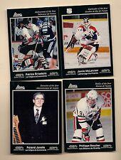 (4) 1991-92 CHL AWARD WINNERS   CARD