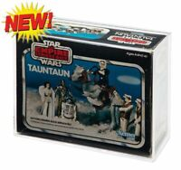 Acrylic Display Case - Boxed Vintage Taun-Taun - Solid Belly (GW Acrylic AVC018)
