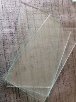 Clock Glass Carriage Etc. High Quality Rectangle 125x77mm £6.99 Each 3 Available
