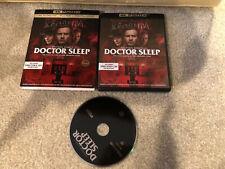 Doctor Sleep (4K UHD + Case w/Artwork + Slip cover )