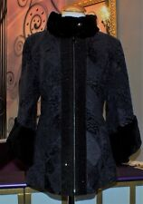 Femmes Luxe Createur véritable SWAKARA & vison Gorille taille 38 NEUF