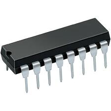 1 pc. MC14490PG  MC14490P 6fach Kontakt-Entpreller   Motorola   DIP16  NEW
