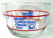 Cotton Bowl Classic Bowl Vintage Mobil Oil 1994 Dallas