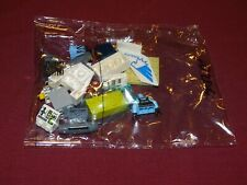 Lego 60206 City Police Jet PARTIAL SET SEALED BAG only Parts to MOC your own