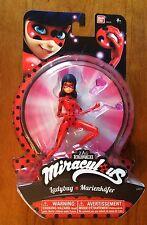 """Bandai Action Heroez Miraculous Ladybug Action Figure Doll 5.5"""" New"""
