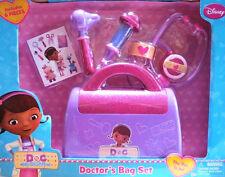 Disney Doc McStuffins DOCTORS BAG SET Children Toddler Girl 3+ Fun Play KIDS TOY