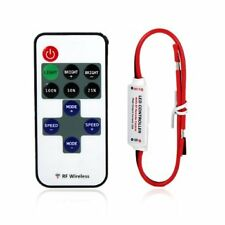 RF Dimmer CONTROLLER + 11 Key Remote | 12Amp. | SMD 5050/3528 LED Strip / Module