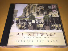 AL STEWART cd BETWEEN THE WARS with laurence juber NIGHT TRAIN TO MUNICH