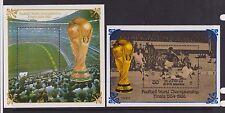 Korea - MSN 2501 - u/m - 1985 - World Cup (2 sheets)