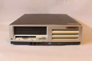 Compaq HP (P4 1.5MHz) Evo Vintage Desktop Computer with Linux