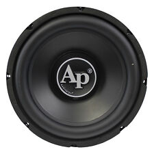 "Audiopipe TSPP312D4 12"" Woofer 1600W Max Dual 4 Ohm"