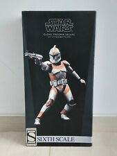 EMS 1/6 scale Sideshow Star Wars Clone Trooper Deluxe 212th