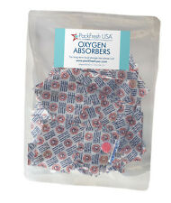 25 x 500cc PackFreshUsa Oxygen Absorbers for long term food storage Mylar bags