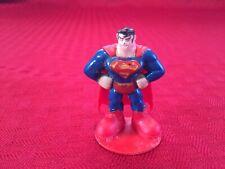 DC COMICS SUPERMAN 2 INCH TALL FIGURE! LOW SHIPPING! LQQK!