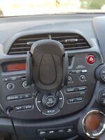 Black CD Slot Mobile Phone Holder for In Car Universal Stand Cradle Mount UK