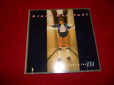 "LP Linda Ronstadt ""Living in the USA"""