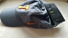 New Nike Tennessee Volunteers Football cap hat gray dri fit
