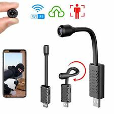 MINI CAMERA SPIA IP CAM WIFI HD TELECAMERA NASCOSTA wireless SPY MICROCAMERA