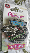 New Space Hyperspace Mountain Star Wars Disney Land Paris Dlrp Dlp 2017 pin