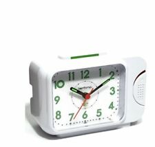 Reloj despertador con campana