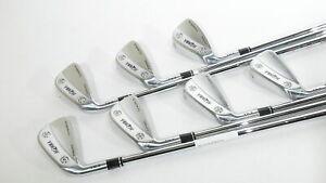 NEW -Left Handed- HONMA TW-X T//World IRONS (4-10) STIFF Modus3 105 Steel 271806