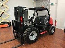 """Manitou MC18 Compact Rough Terrain Forklift """"Brand New Model"""""""
