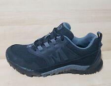 Merrell J95169 Men's Annex Recruit Athletic Hiking Shoes size 8.5 Black NEW