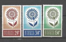 EUROPA 1964 Chypre - Cyprus neuf ** 1er choix