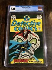 Detective Comic #437 CGC 7.0! 1st Appearance Of Man hunter! ⭐️⭐️⭐️