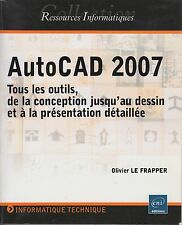 AUTOCAD 2007 / OLIVIER LE FRAPPER / ENI EDITIONS