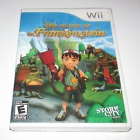 Island of Dr. Frankenstein for Nintendo Wii Brand New! Fast Shipping!