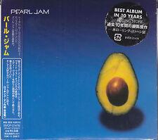 PEARL JAM - same CD japan edition