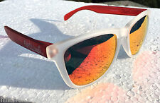 Occhiali Sole NorthWeek SMOKY WHITE & RED - RED POLARIZED *NUOVI*ORIGINALI*