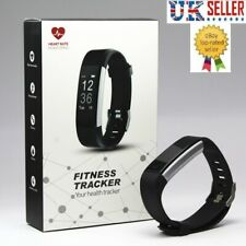 SMART WATCH SPORT FITNESS TRACKER ACTIVITY RUNNING CYCLE 14 SPORTS MODE FIT UK