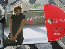 Andrea McEwan – alibi Dramatico – DRAMCDS0044 UK Promo CD Single
