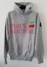 Pauls boutique hooded jumper size L