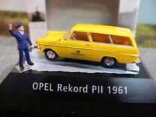 1/87 Brekina Opel Rekord P2 Caravan Deutsche Post 010460