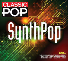 Various Artists : Classic Pop: Synthpop CD (2016) ***NEW***